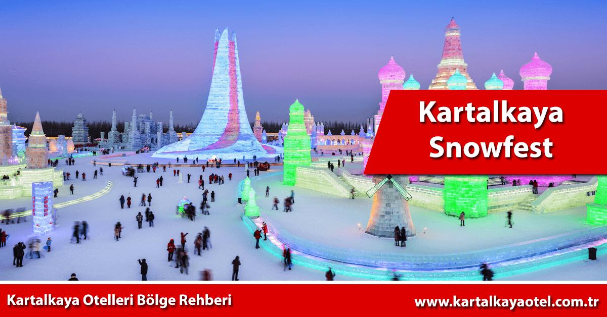 kartalkaya snowfest