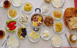 kartalkaya yemekleri